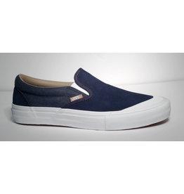 Vans Vans Slip On Pro - (Twill) Dress Blue/Portabella (size 7)