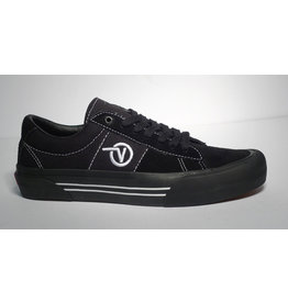 Vans Vans Saddle Sid Pro - Black/Black/White (size 6 or 13)