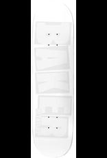 Baker Baker Kader Brand Name White Tonal Deck - 9.0 x 32.25