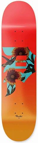 Primitive Primitive Team Dirty P Sunflower Deck - 7.875 x 31.149