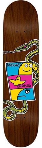 Krooked Krooked Cromer Viper Deck - 8.06 x 31.8