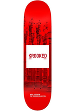 Krooked Krooked Anderson Kollection Deck - 8.18 x 31.85