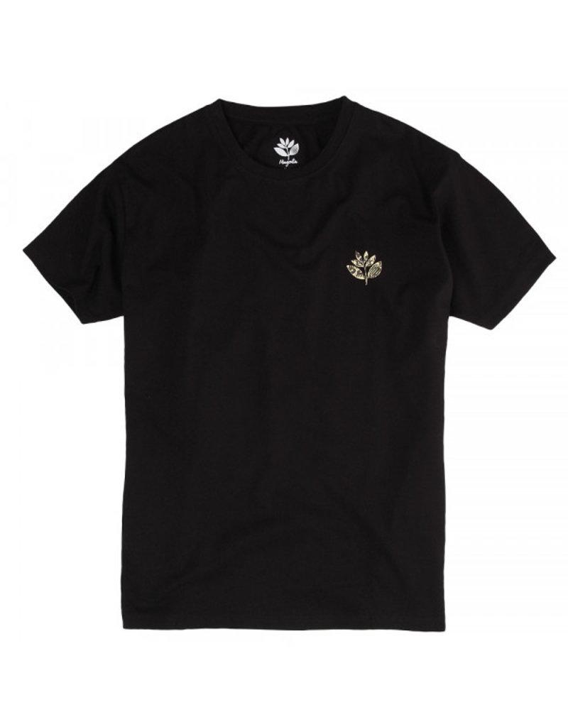 Magenta Magenta Zoo Plant T-shirt - Black  (size X-Large)