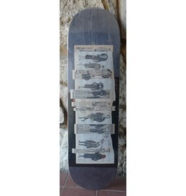Scumco & Sons Scumco & Sons Ty Beall SMP Deck - 8.5 (DEEP)