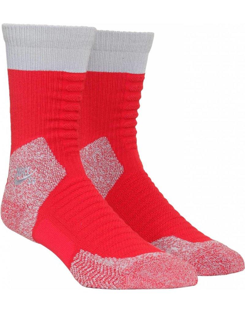 Nike SB Nike sb Elite 2.0 Crew Sock - Gym Red/Wolf Grey