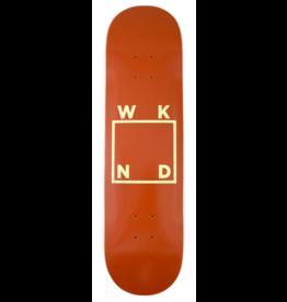 WKND brand WKND Logo Brown Deck - 8.25