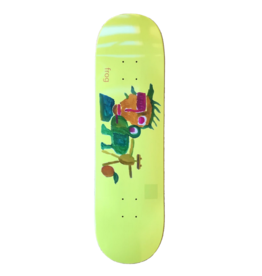 Frog Skateboards Frog Painting Deck - 8.6 x 32.375