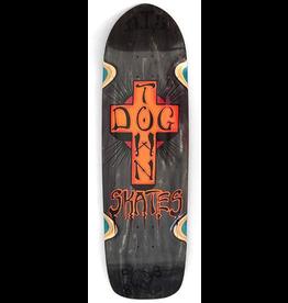 Dogtown Big Boy Pool Black Deck 9.37 x 32.5