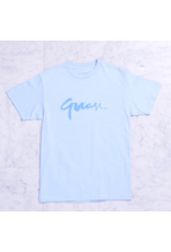 Quasi Quasi Century T-shirt - Powder Blue