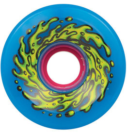 OJ wheels Slime Balls 60mm OG Slime Neon Blue/Pink 78a Wheels (set of 4)
