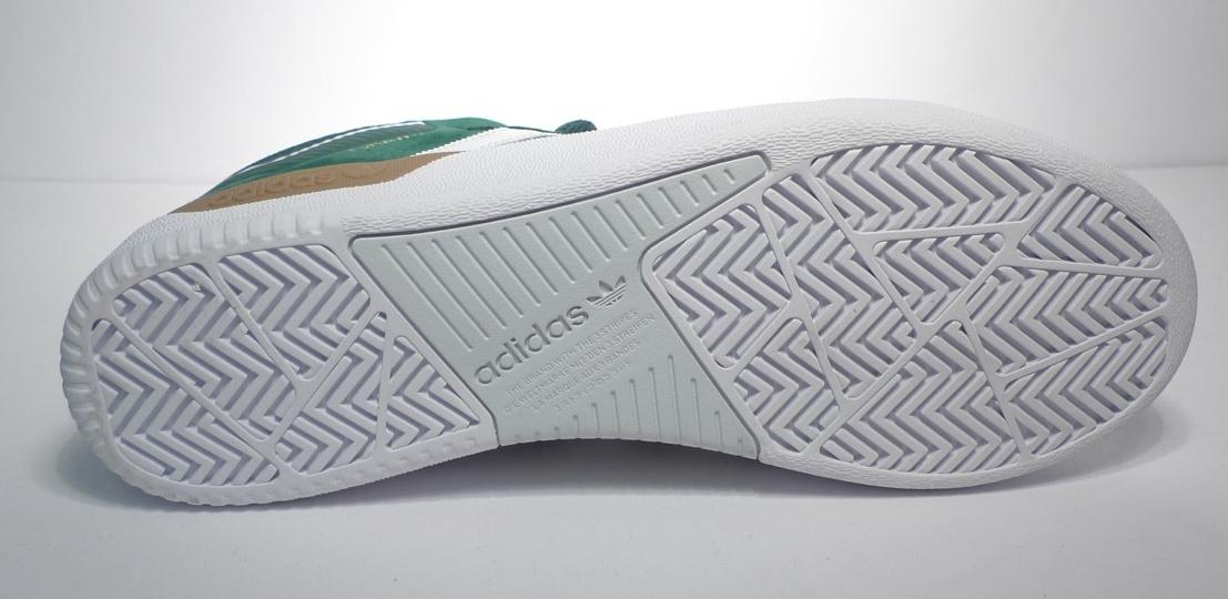 Adidas Adidas Tyshawn - Collegiate Green/Cloud White/Gum