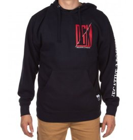 DGK DGK Positive Pullover Hoodie - Navy (size X-Large)