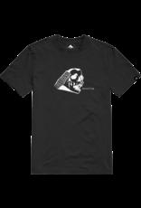 Emerica Spanky Skull T-Shirt - Black