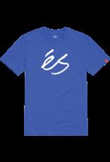 éS èS Script Mid T-shirt - Royal