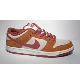Nike SB NIke sb Dunk Low Pro - Dark Russet/Cedar-Summit-White