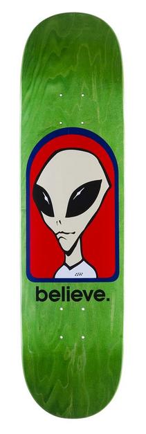 Alien Workshop Alien Workshop Believe Deck - 8.0 x 31.5