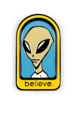 Alien Workshop Alien Workshop Believe Pin