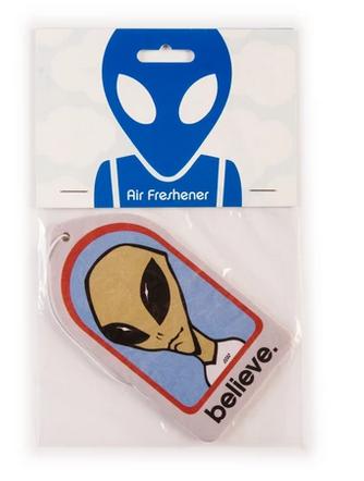 Alien Workshop Alien Workshop Believe Air Freshener