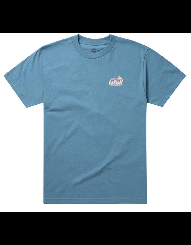 Lakai Lakai Inspired T-shirt - Slate