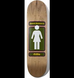 Girl Girl Bannerot 93 Til Deck - 8.0 x 31.875 (G008)