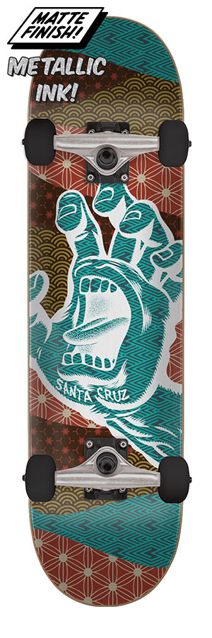 Santa Cruz Santa Cruz Monyo Hand Complete - 7.75 x 31.4