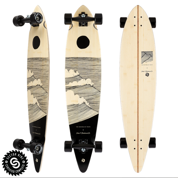 Sector 9 Sector 9  Beach Break Bonsai Complete - 42 x 9.3