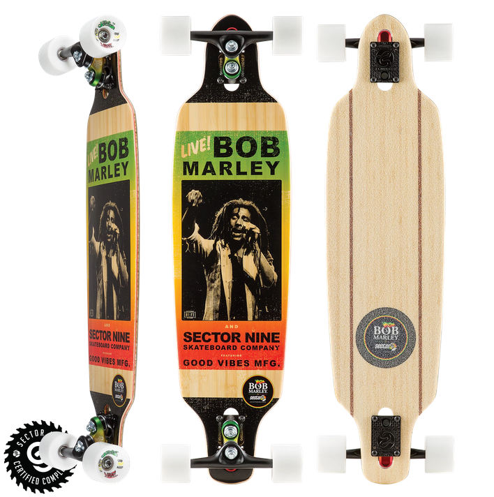 Sector 9 Sector 9 Nesta Complete - 34 x 8.75