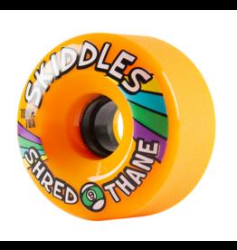 Sector 9 Sector 9 Skiddles 70mm 78a Orange Wheels (set of 4)