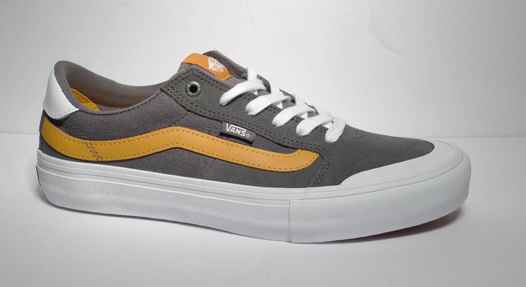 Vans Vans Style 112 Pro - Pewter/Mango