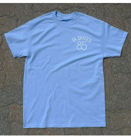 FA skates FA Skates 85 T-shirt - Light Blue