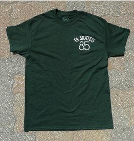 FA skates FA 85 T-shirt - Forrest Green