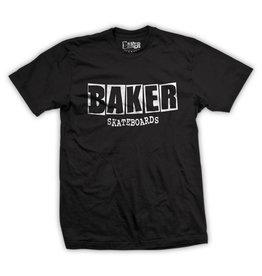 Baker Baker Brand Logo T-shirt - Black