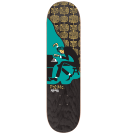 Politic Politic Pepper Jazzer Series Deck - 8.25