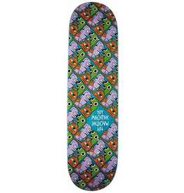 Toy Machine Toy Machine Team Squared Deck - 8.25 x 31.75