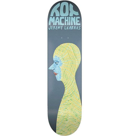 Toy Machine Toy Machine Leabres Faces Deck - 8.0 x 31.88
