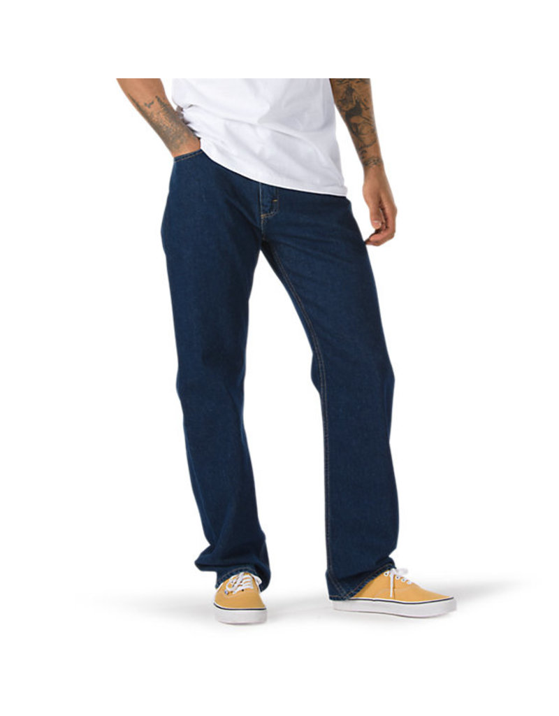 Vans Vans V96 Relaxed AVE Jeans - Midnight Rinse