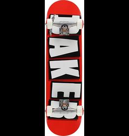 Baker Baker Brand Logo White Complete - 7.75