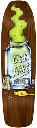 Anti-Hero Anti-Hero Grosso Old Fart II Deck - 9.25