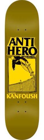 Anti-Hero Anti-Hero Kanfoush x Lance II Deck - 8.5 x 31.8