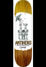Anti-Hero Anti-Hero Cardiel Oblivion Deck - 8.38 x 32.45 FULL