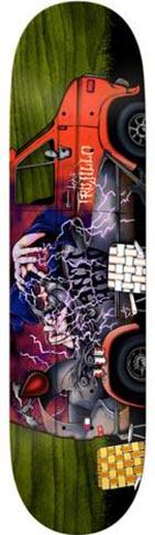 Anti-Hero Anti-Hero Trujillo Vanatics Deck - 8.25 x 32