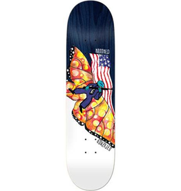 Krooked Krooked Gonz Don't Tred Deck - 8.75 x 32.86 FULL