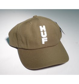 Huf Worldwide Huf Stacked CV 6 Panel Hat - Dried Herb