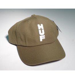 Huf Worldwide Huf Stacked CV 6 Panel Hat - Dried Herb