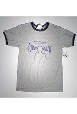 Pyramid Country Pyramid Country Telepathy Ringer T-shirt - Grey (size Large)