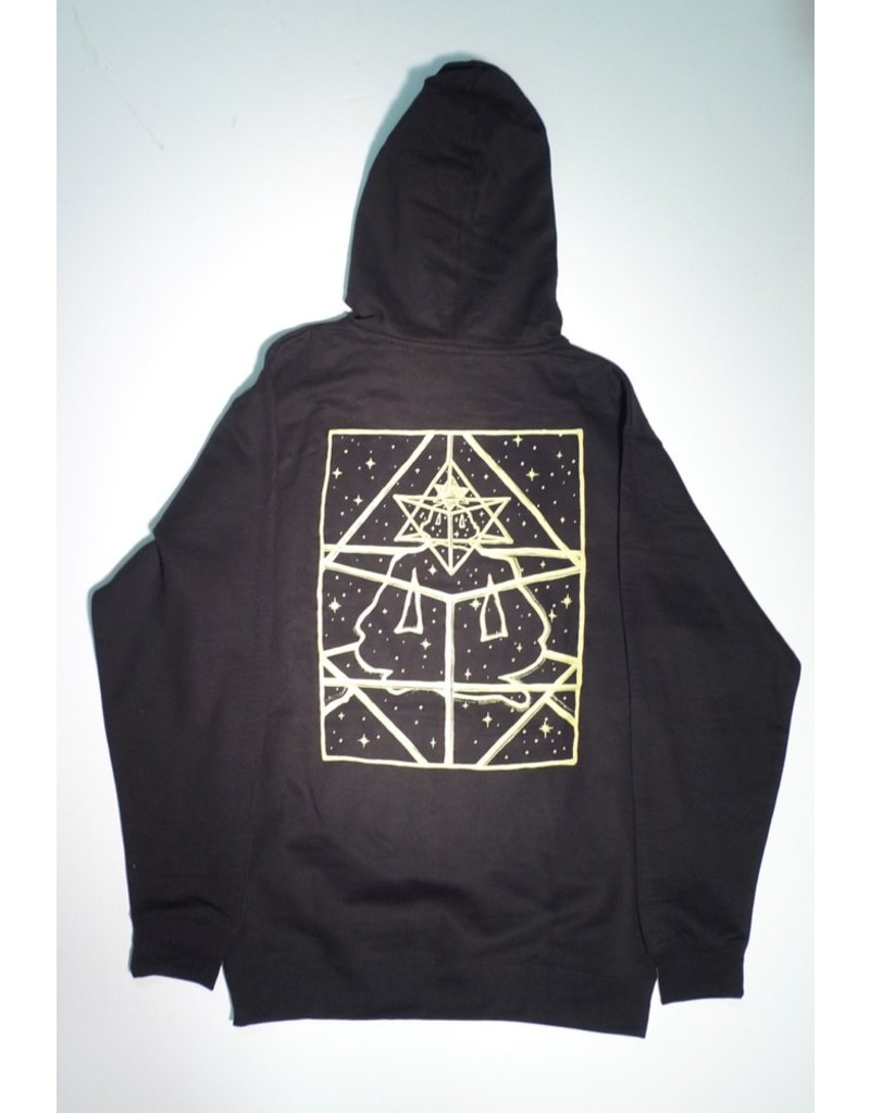 Pyramid Country Pyramid Country Eternal Traveler Hoodie - Black