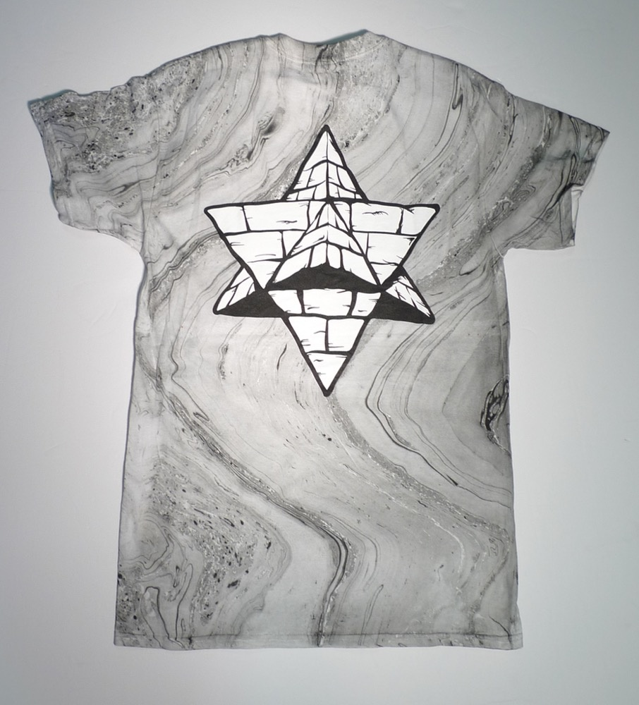 Pyramid Country Pyramid Country Channel 95 T-shirt