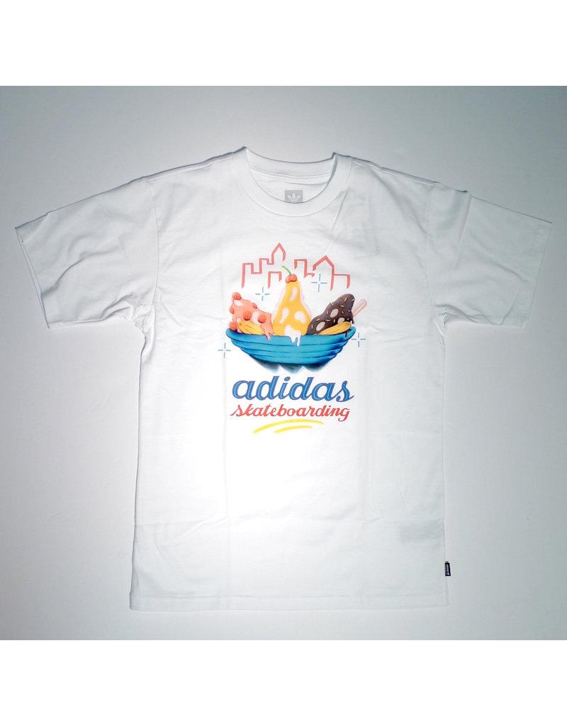 Adidas Adidas Urgello T-shirt - White (size Medium or Large)