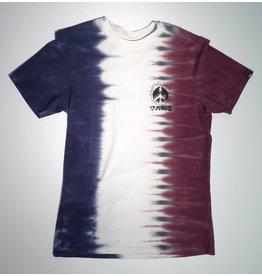 Vans Vans Peace Dyed T-shirt - Dress Blues
