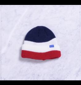 Quasi Quasi ODB Beanie - Red/White/Blue